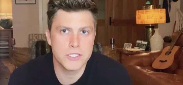 Colin Jost: le fiancé de Scarlett Johansson ne sait pas jouer de la guitare !