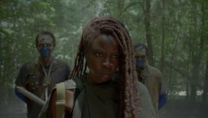 Fear The Walking Dead sur Instagram