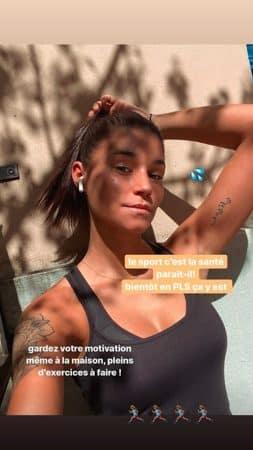 Inès (Koh-Lanta 2020) révèle l'étonnante signification de son tatouage !