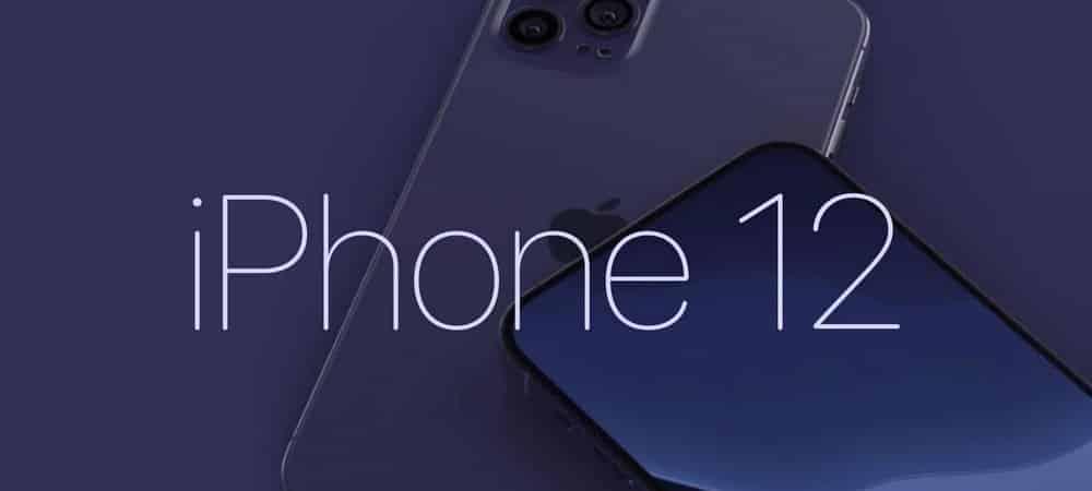 iPhone 12: la production aurait plus d'un mois de retard !
