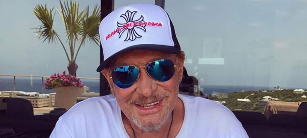 Johnny Hallyday lune de ses exs a joué dans un film de Louis de Funes1000