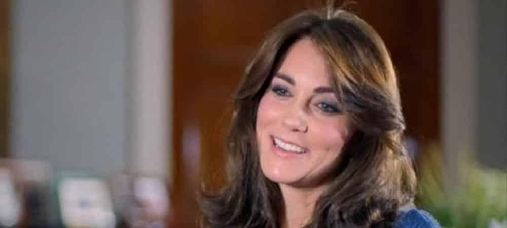 Kate Middleton se confie sur sa vie de famille en confinement 1000