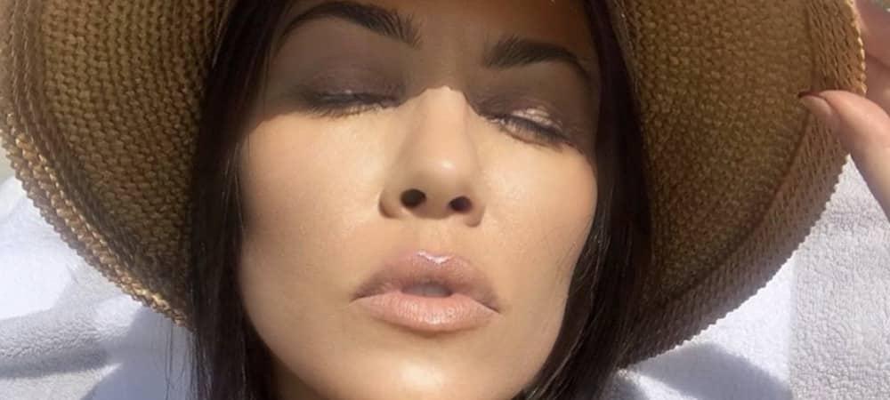 Kourtney Kardashian: la soeur de Khloé est fan de Robert De Niro !
