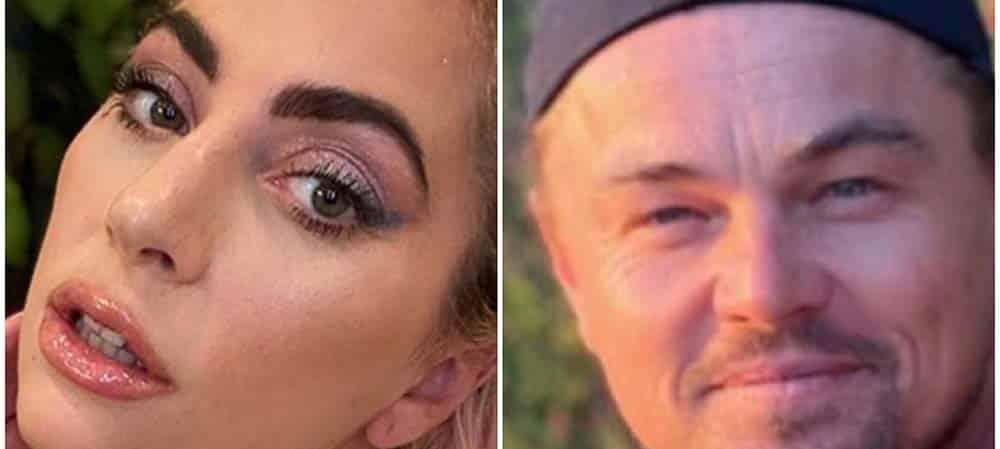 Lady Gaga elle repond a l appel de Leonardo DiCaprio et fait un gros don1000