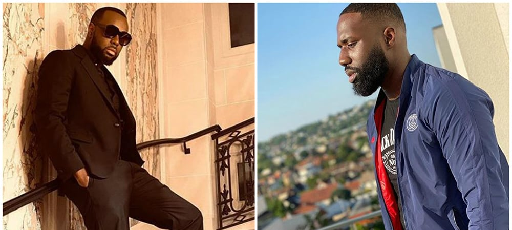 Maitre Gims Vegedream valide le travail du rappeur sur Instagram1000
