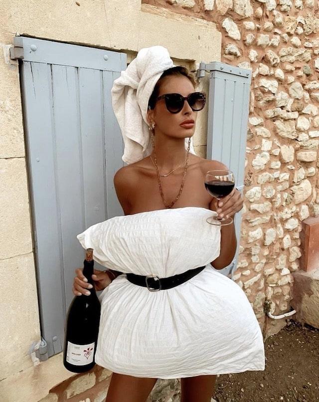 Malika Menard (Miss France 2010) se confie sur ses nombreux troubles !