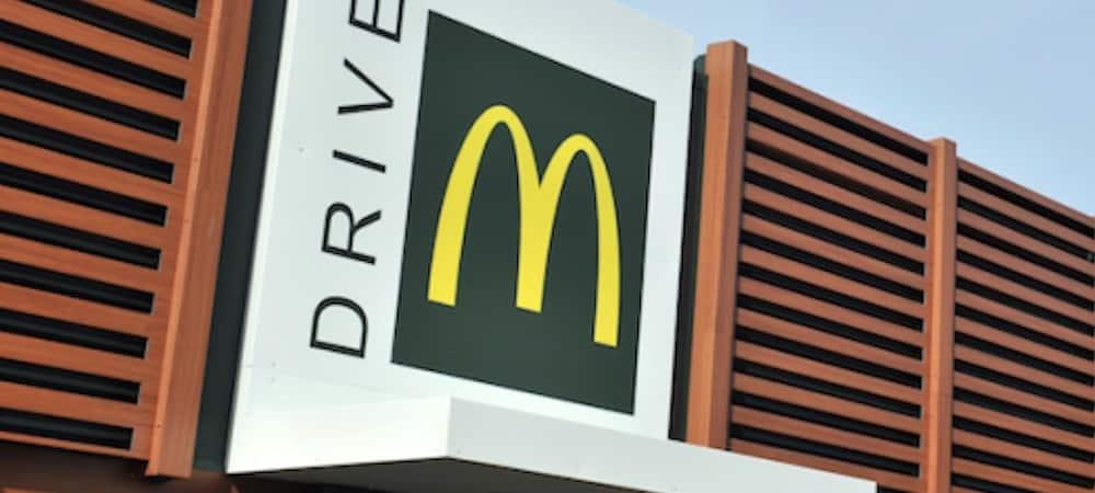 McDonald's: trois restaurants d'Île-de-France ouvrent le drive malgré le confinement !