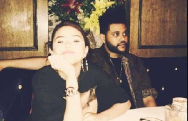 Selena Gomez- son nouveau morceau Souvenir parlerait de The Weeknd 640