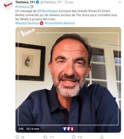 TF1 pourquoi la chaîne ne diffuse pas The Voice ce soir --