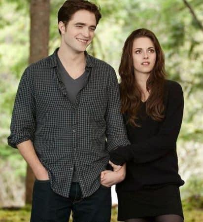 Robert Pattinson dans Twilight