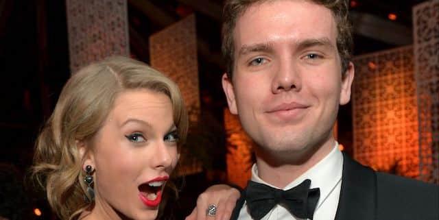 Taylor Swift: son frère chante-il sur le mystérieux morceau qui fait le buzz ?