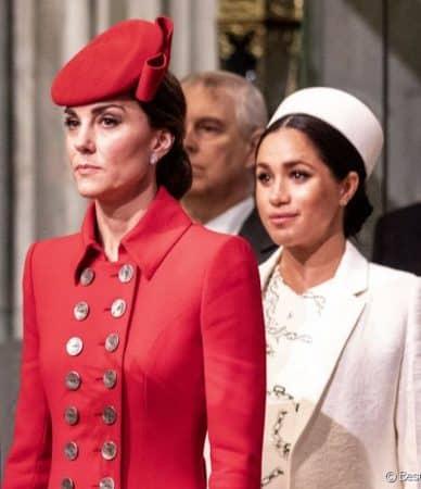 Kate Middleton en larmes après une violente dispute avec Meghan Markle !