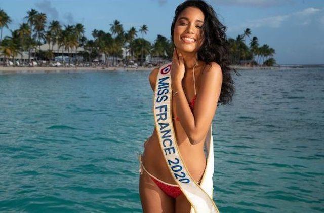 Clémence Botino (Miss France) embrase Instagram en mini bikini !