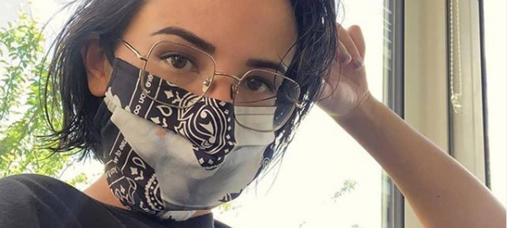 Agathe Auproux: Malika Ménard adore son filtre Instagram !
