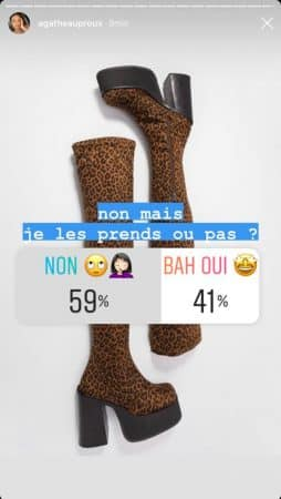 Agathe Auproux : son style excentrique choque les internautes !