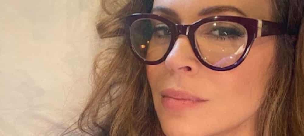 Alyssa Milano clashe ses haters sur les moqueries autour de son masque !