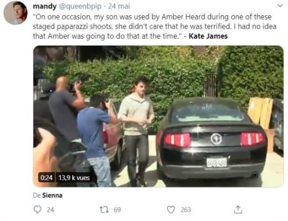 Amber Heard prête à tout faire pour rester mariée à Johnny Depp !
