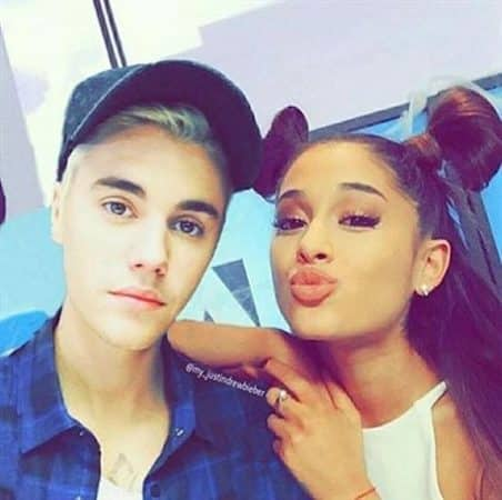 Ariana Grande et Justin Bieber annoncent la sortie de Stuck with u 640