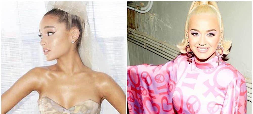 Ariana Grande regrette sa folle tenue du MET Gala avec Katy Perry1000
