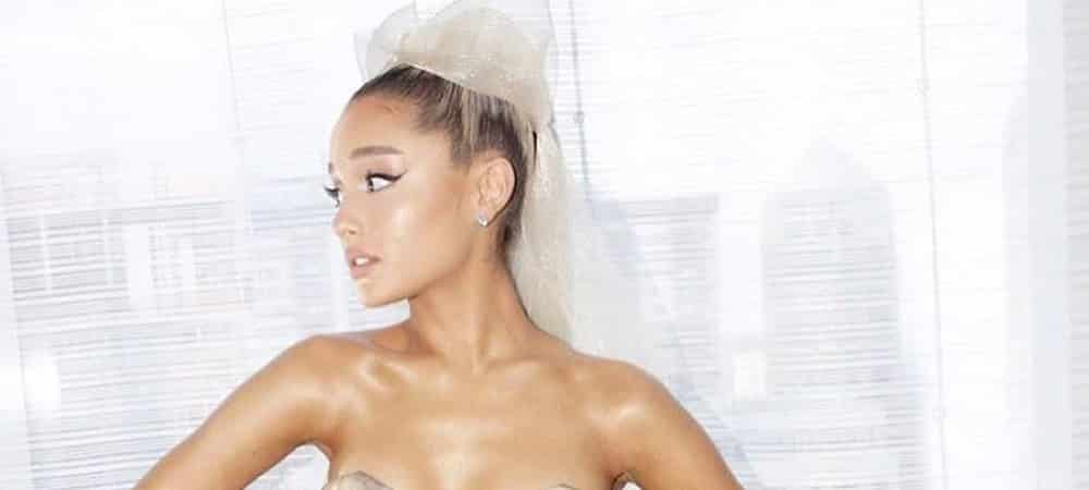 Ariana Grande ses fans copient sa tenue du MET Gala à la perfection1000