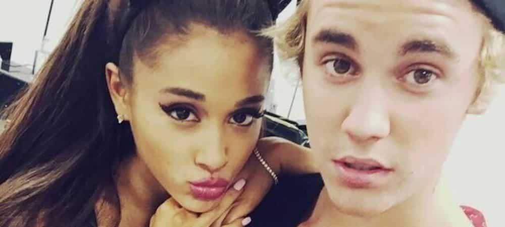 Ariana Grande sur le point de sortir une chanson avec Justin Bieber 1000