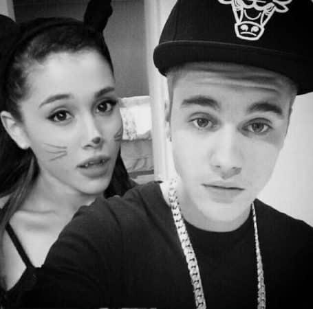 Ariana Grande sur le point de sortir une chanson avec Justin Bieber 640