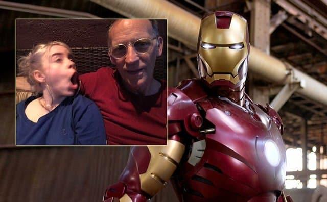 Billie Eilish: son père était dans l'Iron Man de Robert Downey Jr !