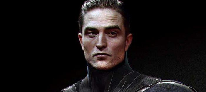 Robert Pattinson dans le rôle de Batman