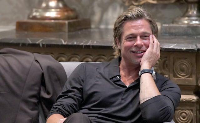 Brad Pitt a dû s'excuser auprès de son ex Jennifer Aniston !