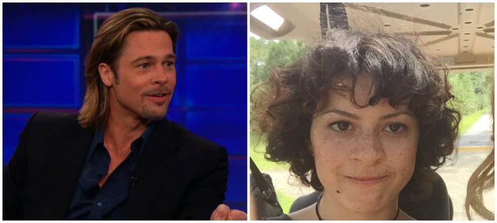 Brad Pitt: Alia Shawkat l'a aidé après son divorce avec Angelina Jolie !