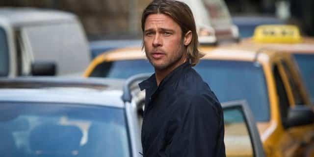 Brad Pitt donne un bref aperçu de son immense jardin à Los Angeles !