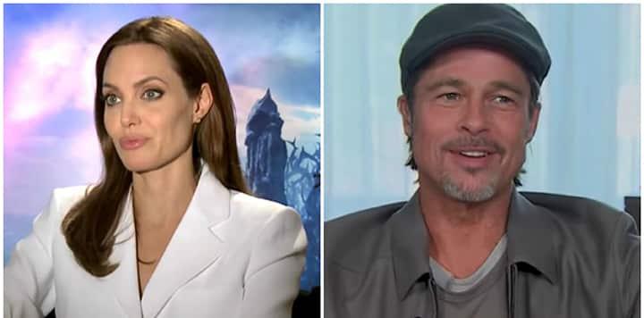 Brad Pitt et Angelina Jolie ensemble pour l'anniversaire de Shiloh1000