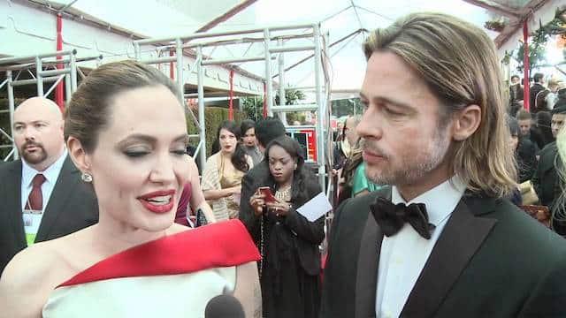 Brad Pitt et Angelina Jolie- les ex ont enterré la hache de guerre 640