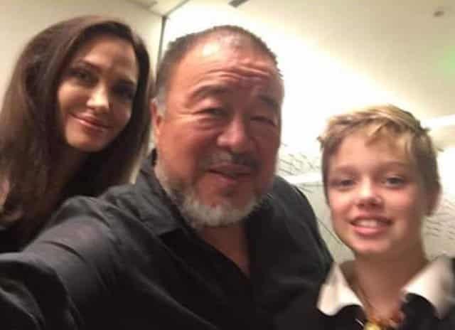 Brad Pitt et Angelina Jolie: leur fille veut appeler Jennifer Aniston maman !