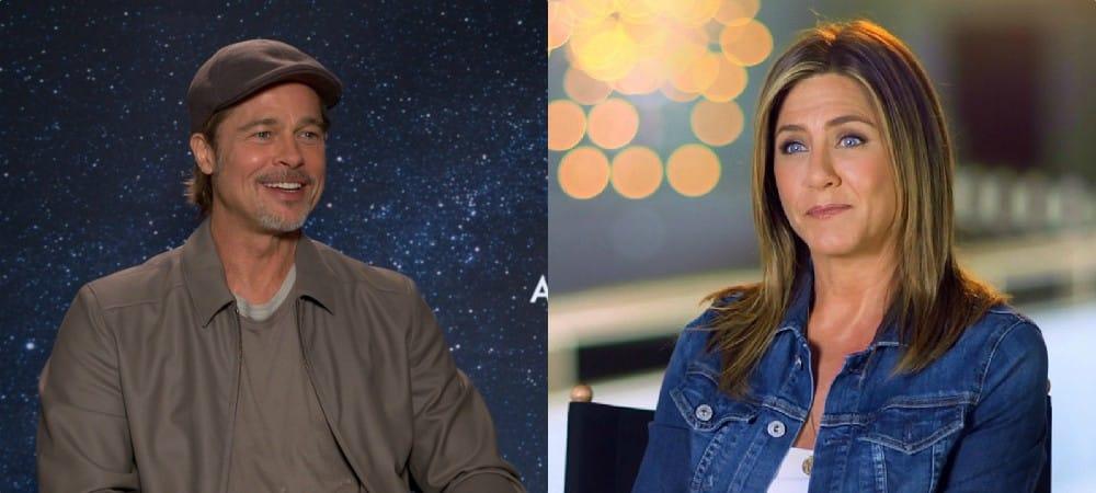 Brad Pitt: Jennifer Aniston porte toujours sa bague de fiançailles !