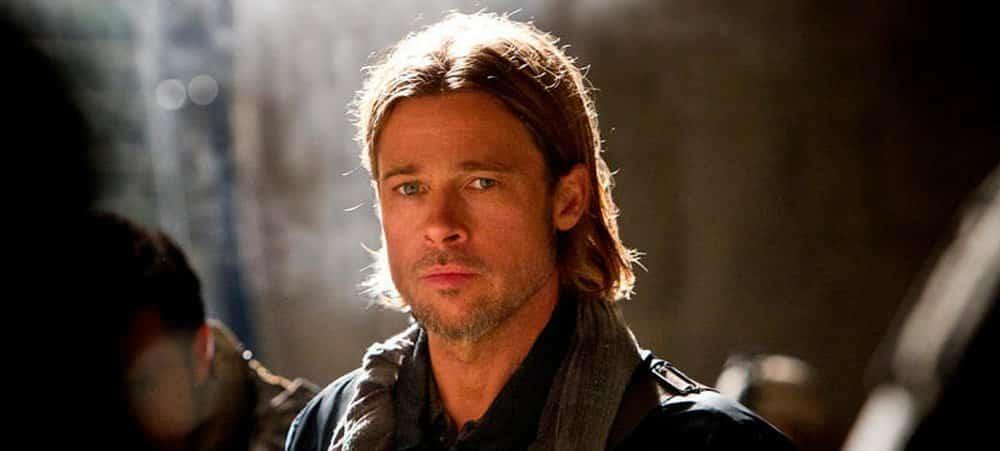 Brad Pitt s'affiche dans un nouveau look très étonnant !