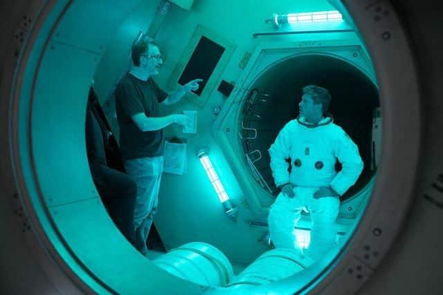 Brad Pitt- ses confidences sur son rôle dans le film Ad Astra 640