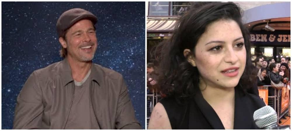 Brad Pitt : simple ami ou en couple avec Alia Shawkat ?
