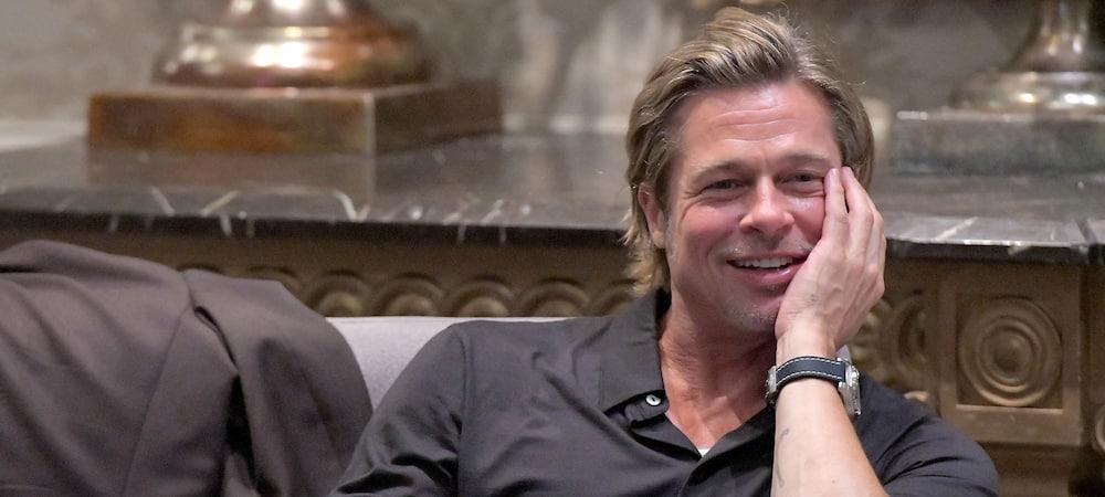 Brad Pitt va participer aux Grammys pour le personnel soignant 1000