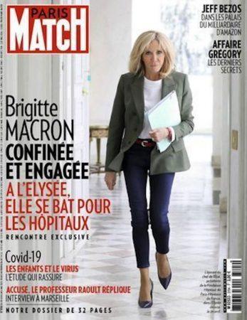 Brigitte Macron a un énorme regret concernant le confinement !
