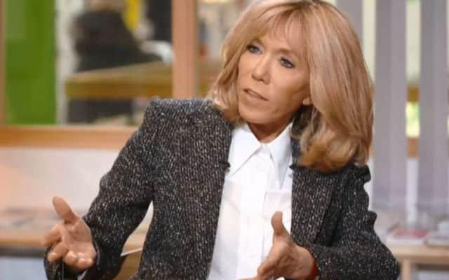 Brigitte Macron très proche de sa belle-mère Françoise Noguès 640
