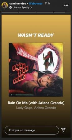 Camila Mendes adore le morceau d'Ariana Grande et Lady Gaga 640