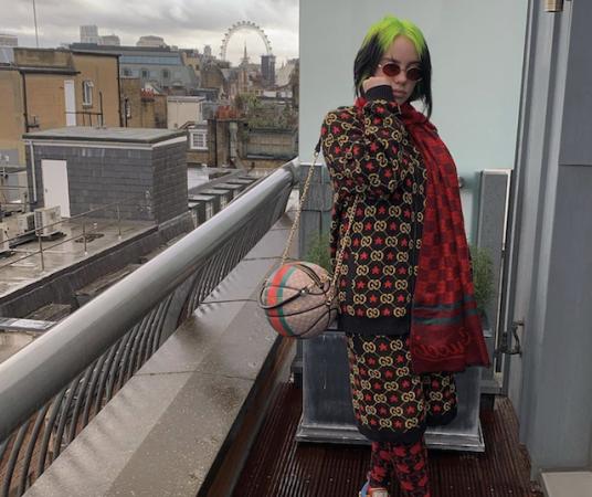 Billie Eilish: son amour pour les colorations en 5 magnifiques photos !