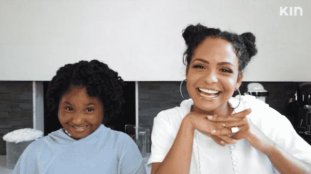 Christina Milian s'affiche très complice avec sa fille Violet dans une vidéo !