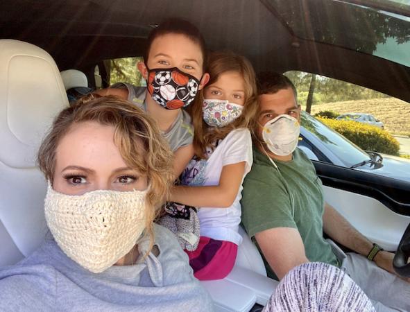 "Alyssa Milano lynchée à cause de son masque ""de protection"" !"