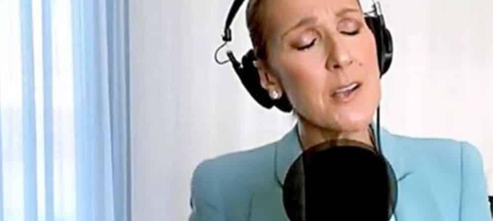 Céline Dion dévoile une version confinée du clip The Prayer