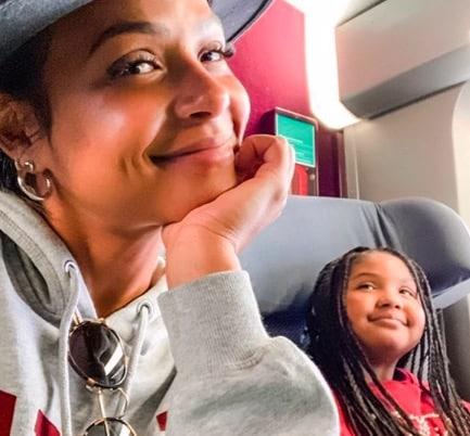 Christina Milian et sa fille Violet deviennent les reines de TikTok !