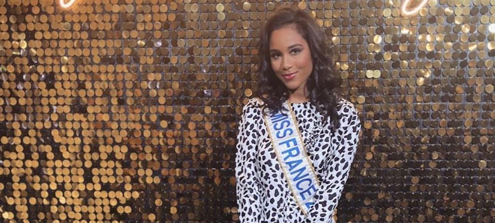 Clémence Botino (Miss France) rentre en métropole après le confinement 1000