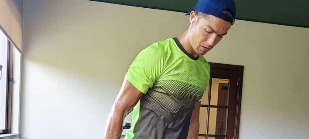 Cristiano Ronaldo accusé de photoshoper ses photos sur Instagram !