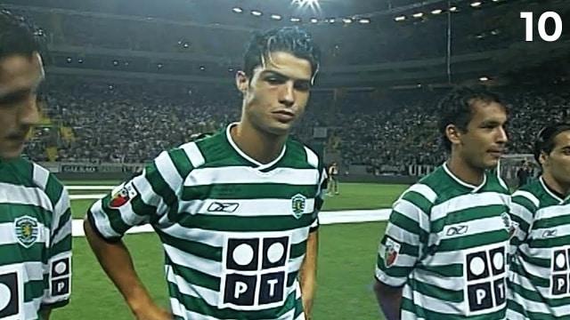 Cristiano Ronaldo aurait pu signer en 2003 au FC Barcelone !